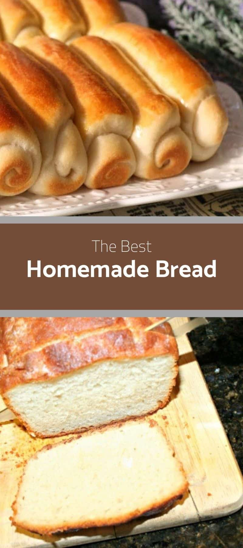 Best Homemade Bread Recipe 3