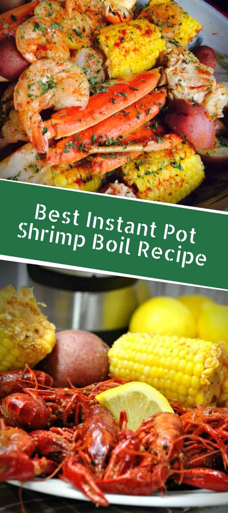 Best Instant Pot Shrimp Boil Recipe 3