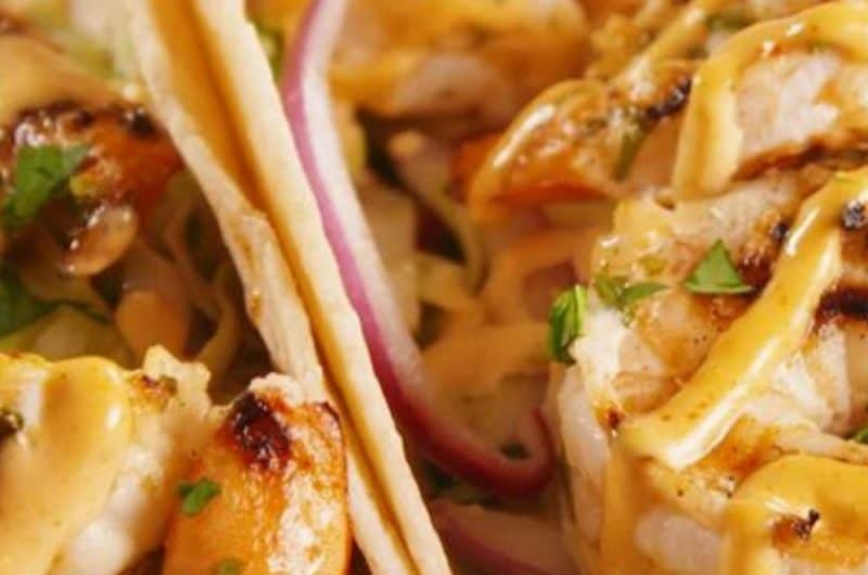 Best Taco Lime Shrimp Recipe