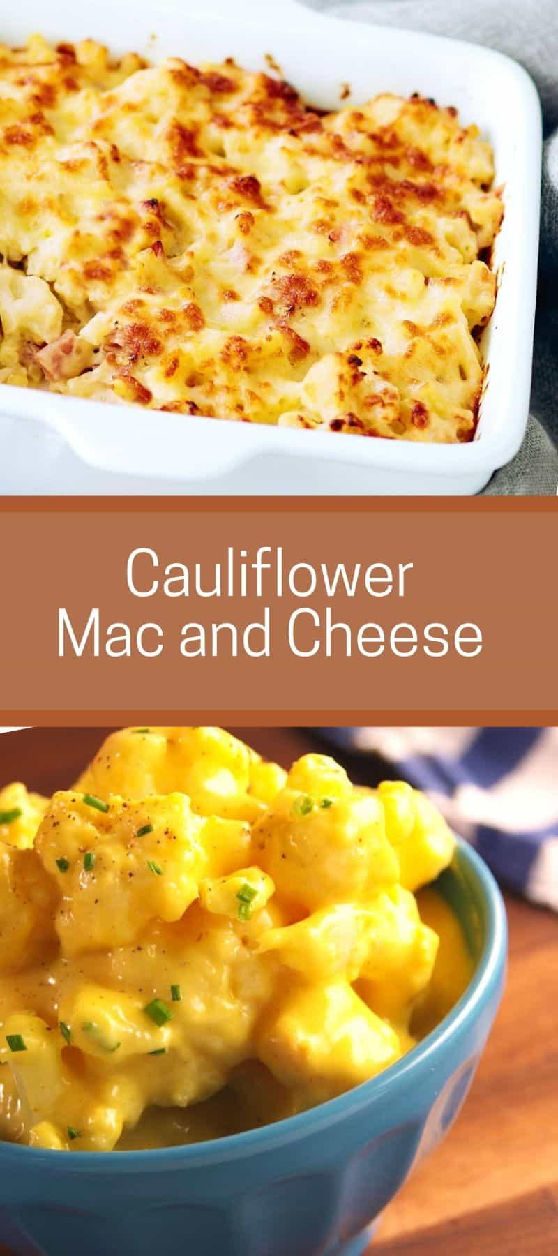 Cauliflower Mac and Cheese Recipe