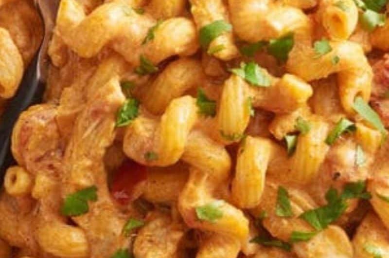 Crockpot Lasagna Casserole