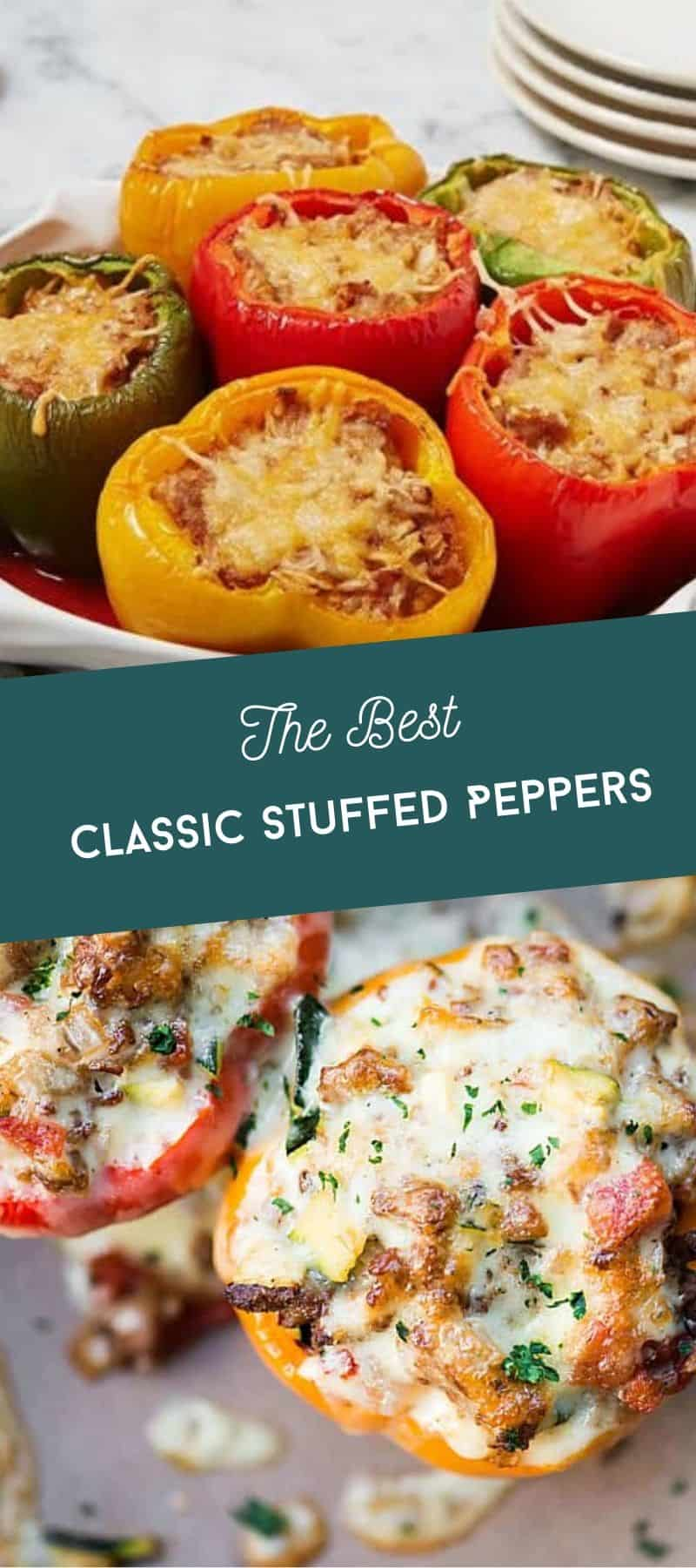 Classic Stuffed Peppers 2