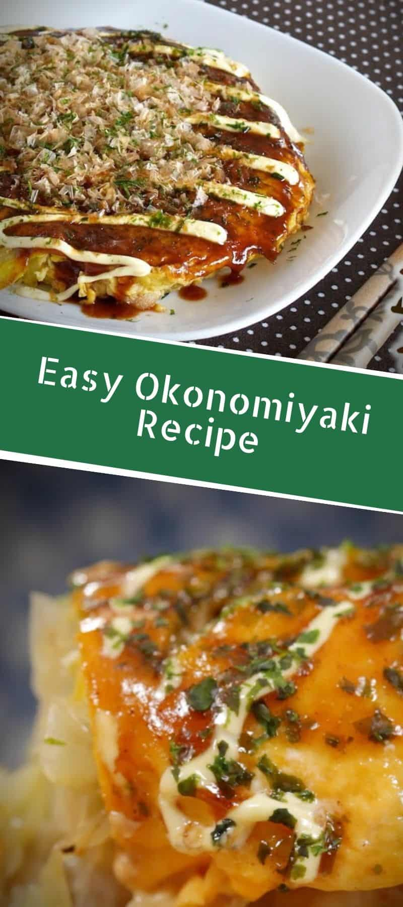Easy Okonomiyaki Recipe 3