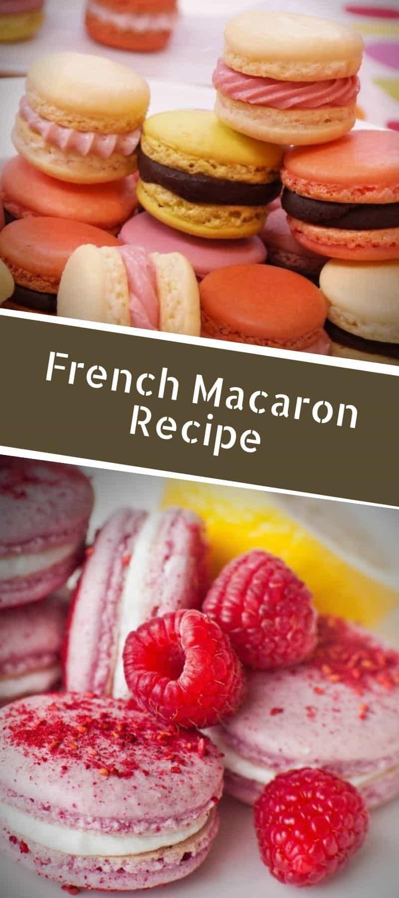 French Macaron Recipe 3
