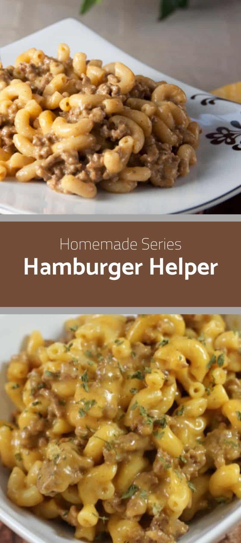 Homemade Hamburger Helper Recipe 3