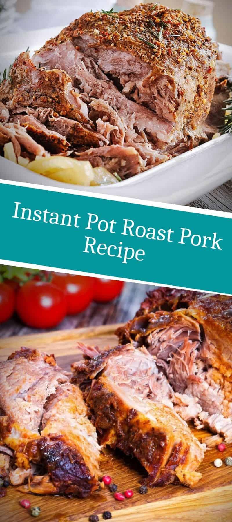 Instant Pot Roast Pork Recipe 3