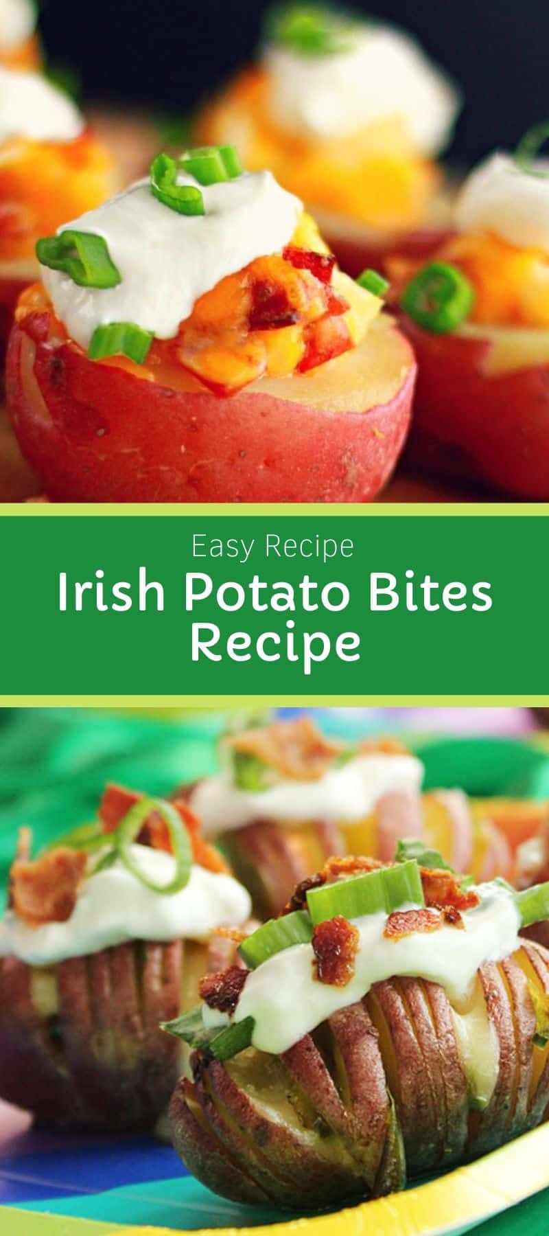 Irish Potato Bites Recipe 3