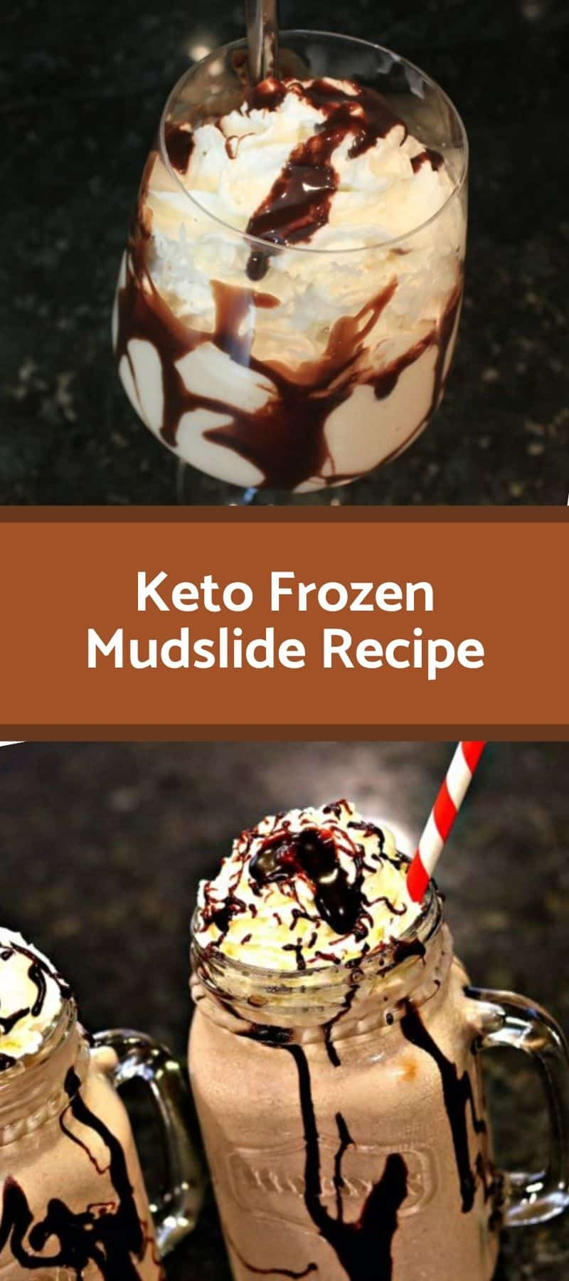 Keto Frozen Mudslide Recipe 3
