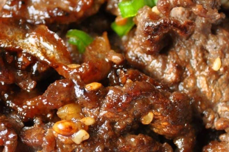 Korean Bulgogi Pork Recipe - Grandma Linda's Recipes