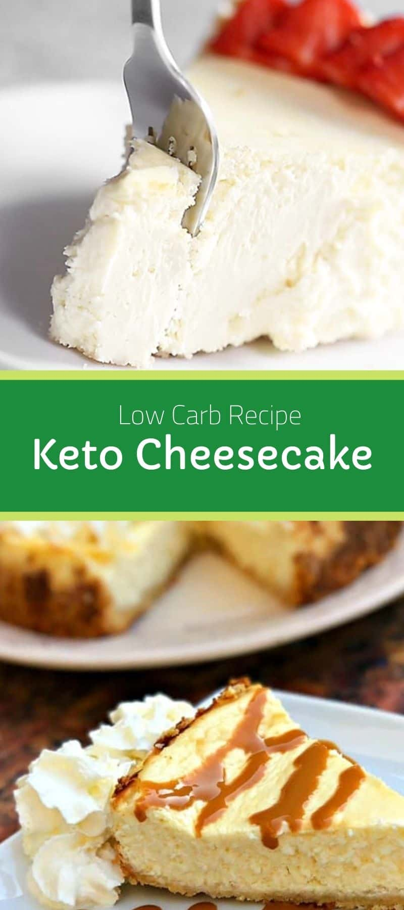 Low Carb Keto Cheesecake Recipe 3