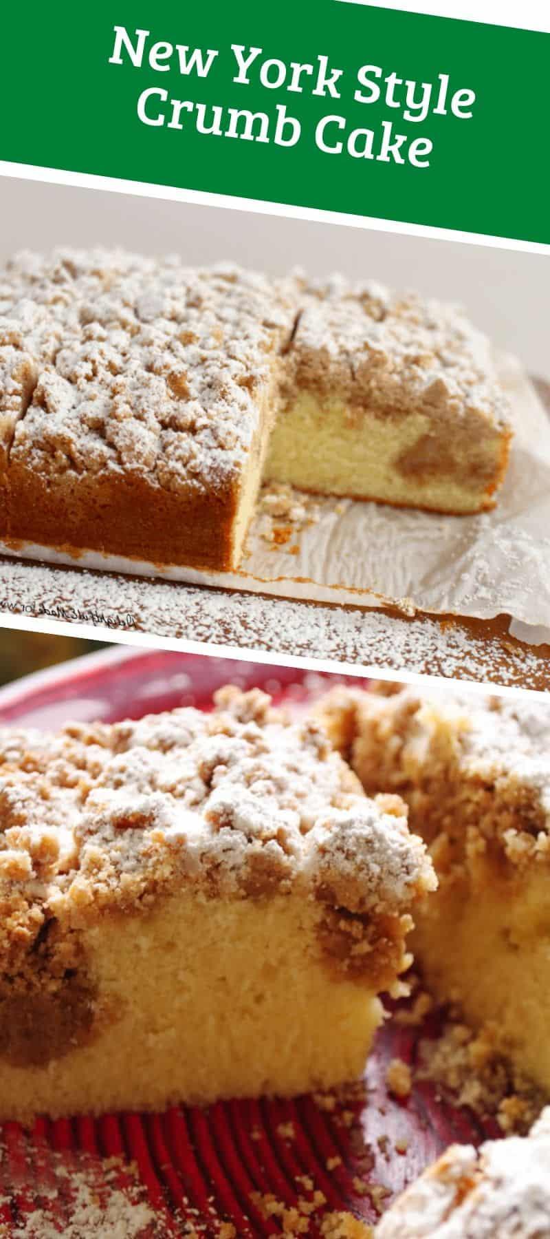 New York Style Crumb Cake 3