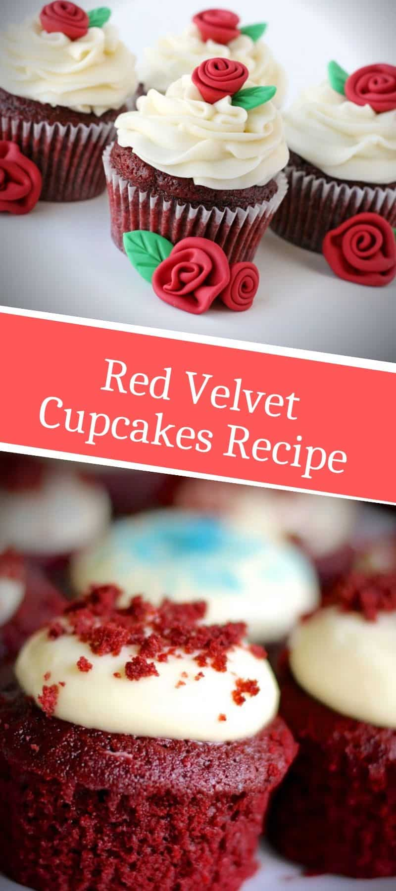 Red Velvet Cupcakes Recipe 3