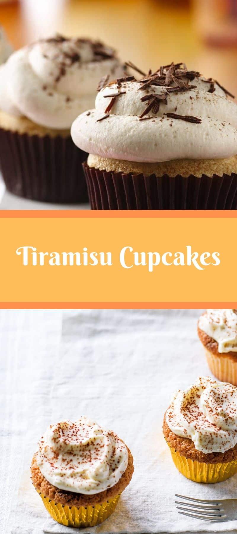 Tiramisu Cupcakes 3
