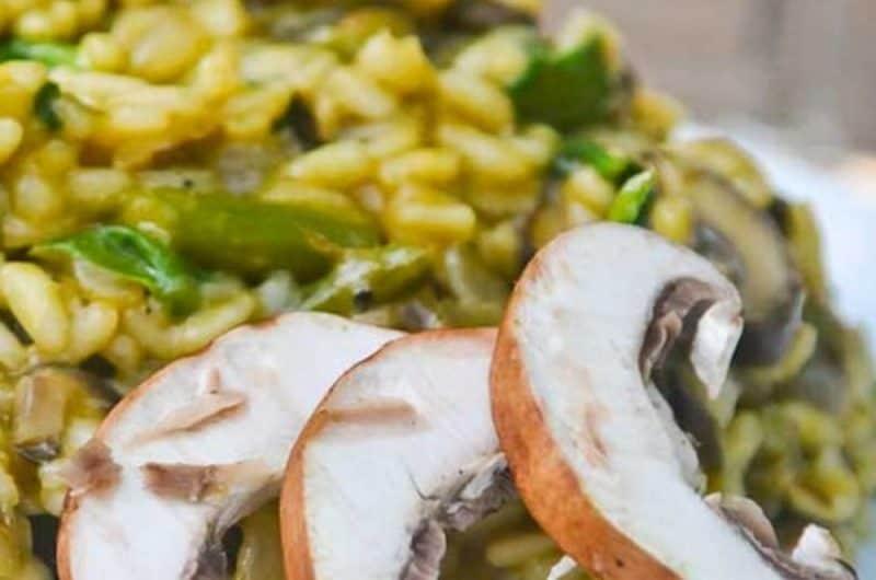 Vegan Risotto