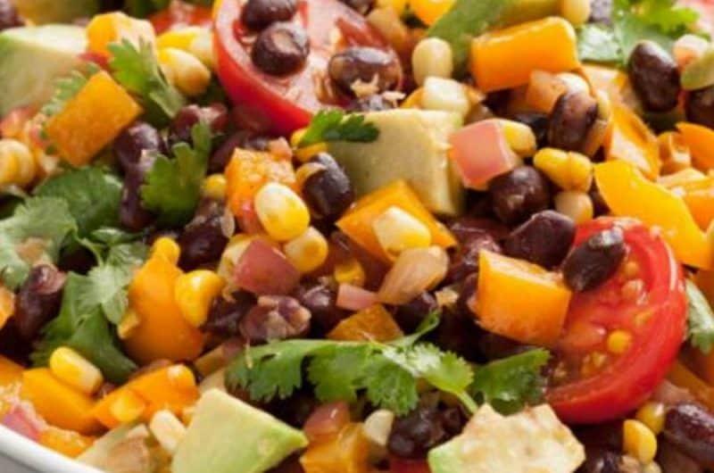 Vegetarian Chipotle Black Beans Recipe